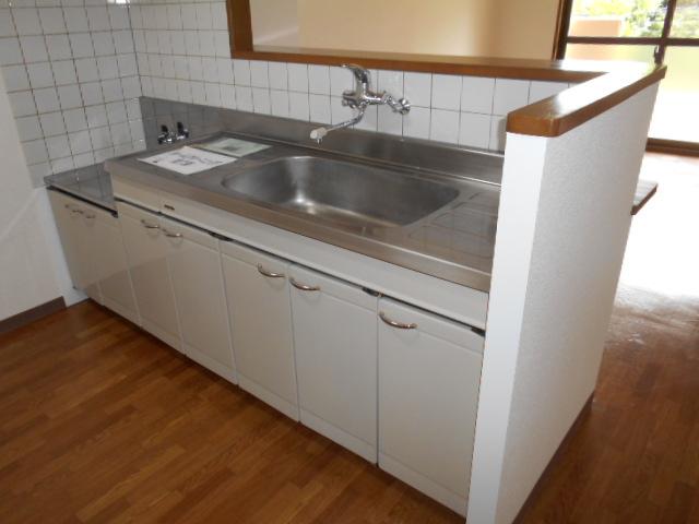 グランシャリオⅡ 405号室のキッチン