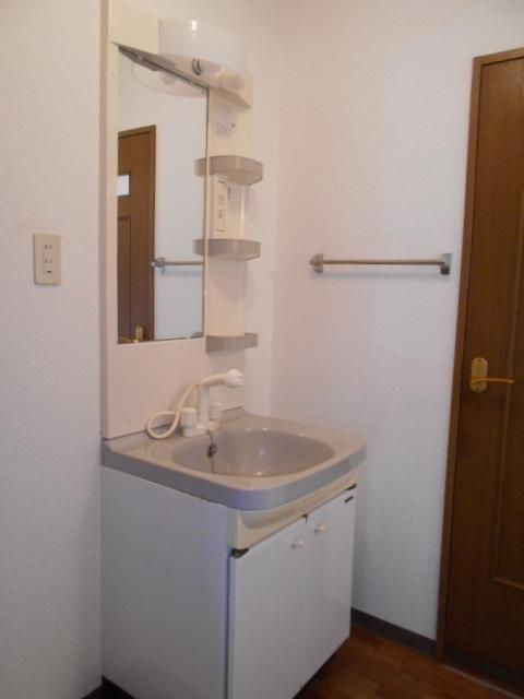 グランシャリオⅡ 405号室の洗面所