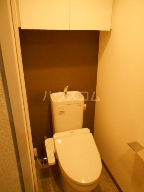 AXAS上板橋 102号室のトイレ