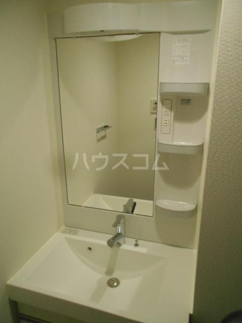AXAS上板橋 102号室の洗面所