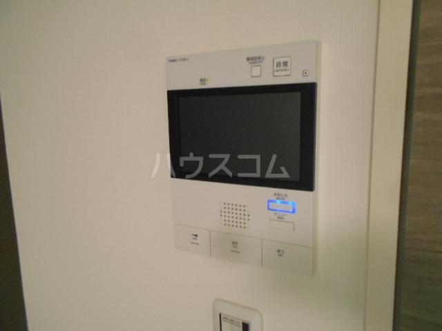 AXAS上板橋 102号室のセキュリティ