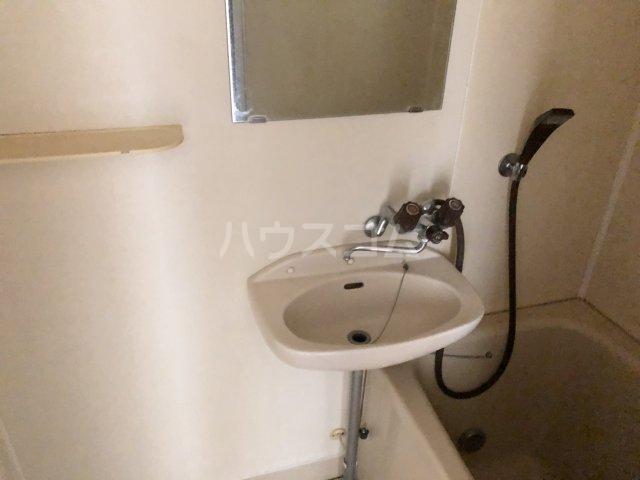 ヴィラYS 205号室の洗面所