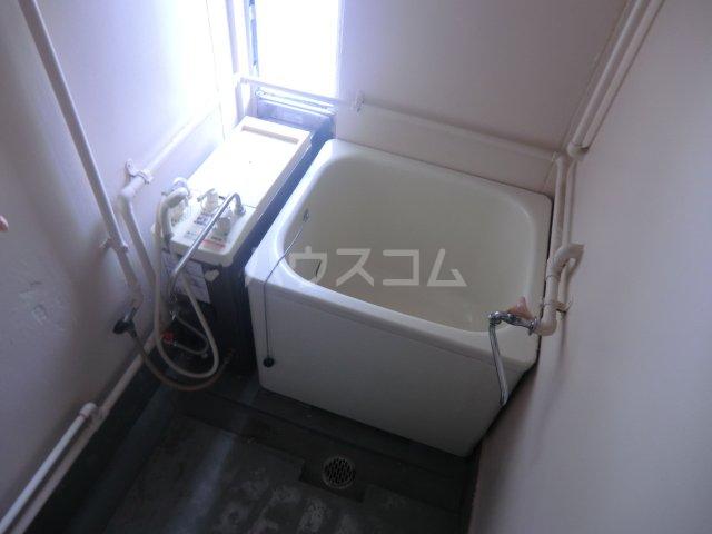 菅田農住ハイツA棟 203号室の風呂