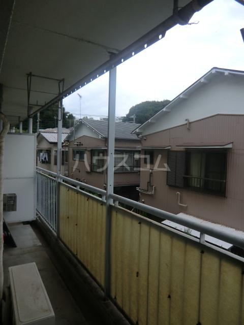 菅田農住ハイツA棟 203号室の景色