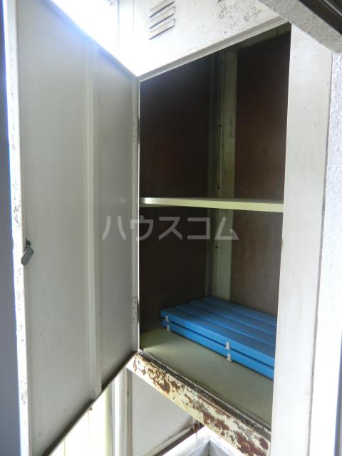 菅田農住ハイツA棟 203号室の設備
