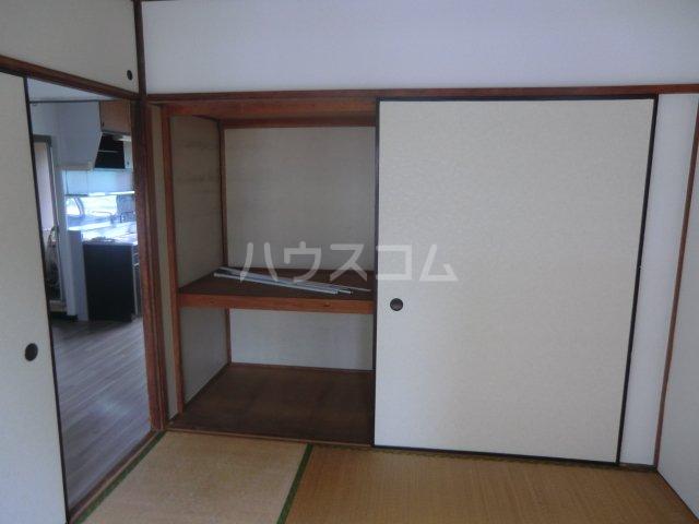 菅田農住ハイツA棟 203号室の居室