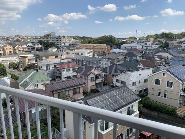 飯田マンション 402号室の景色
