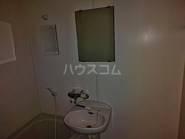 ヨコハマトラディショナルビュー 205号室の洗面所