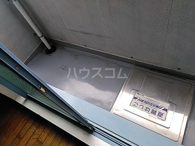 ヨコハマトラディショナルビュー 205号室のバルコニー