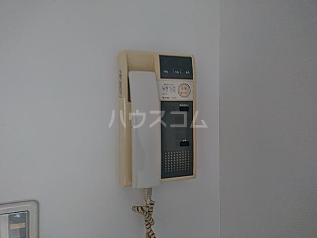 ヨコハマトラディショナルビュー 205号室のセキュリティ