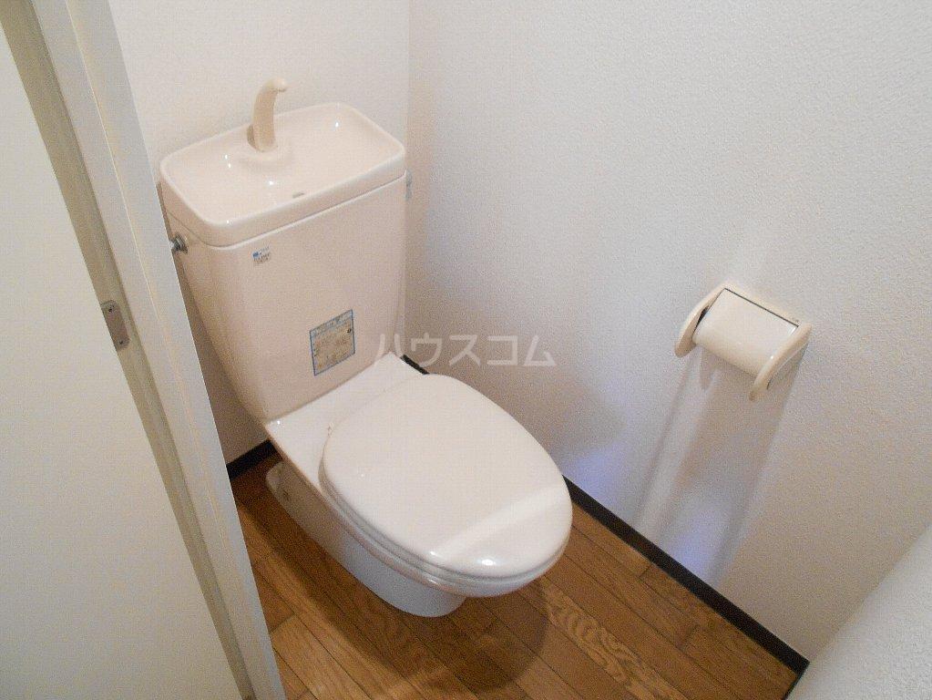 ローバー片倉 301号室のトイレ