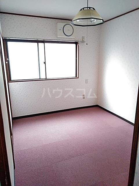 ピアメゾン鹿子 201号室の居室