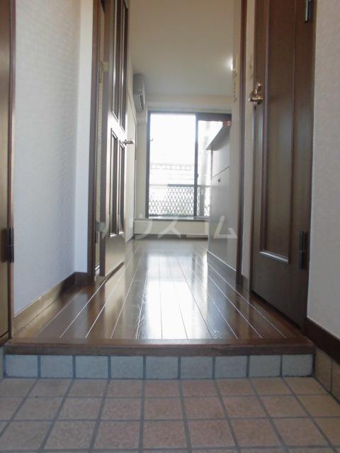 エステートモアイーストパーク 508号室の玄関