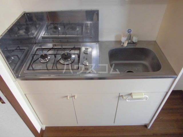 エステートモアイーストパーク 508号室のキッチン