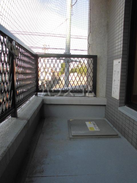 エステートモアイーストパーク 508号室のバルコニー