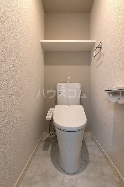 ザ・レジデンス博多 806号室のトイレ