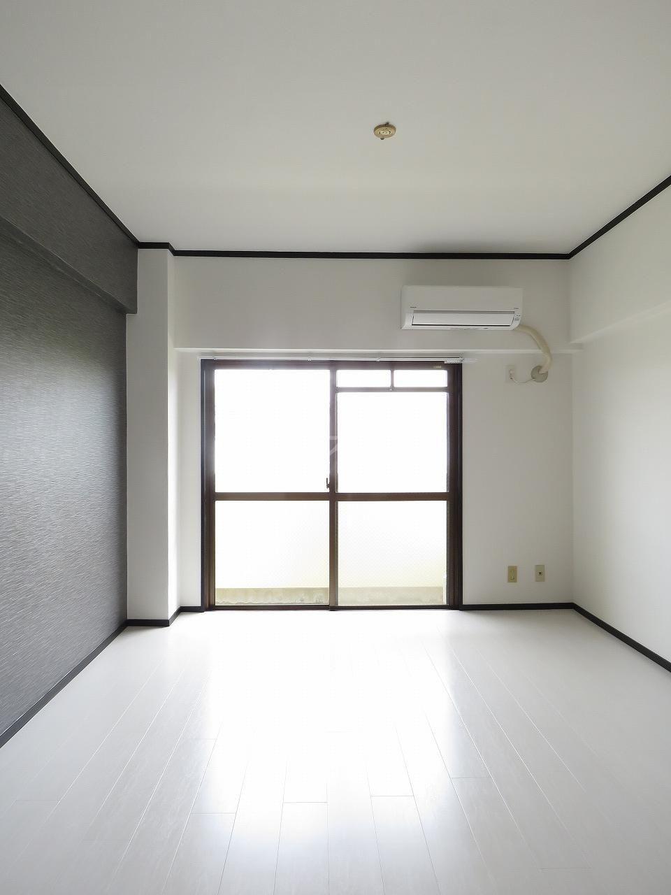 メゾン・ド・藤 202号室のベッドルーム