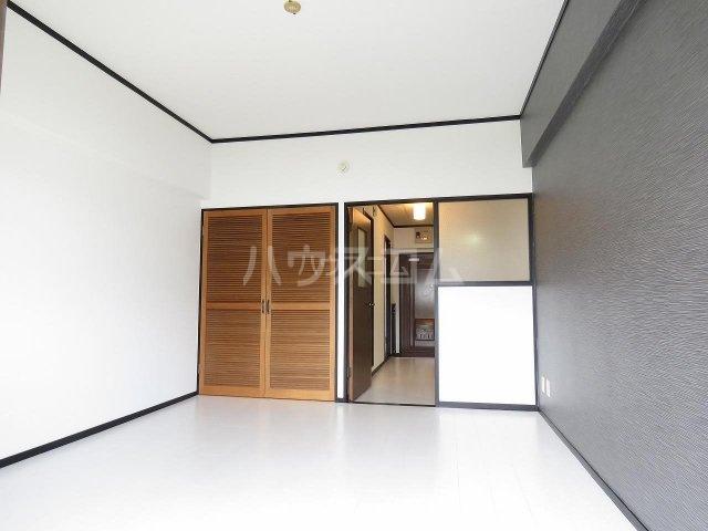 メゾン・ド・藤 202号室の収納