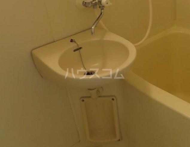 メゾン・ド・藤 202号室の洗面所