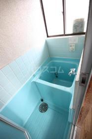 春日原ハイツ 202号室の風呂