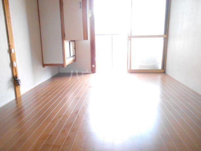 南福岡第2太陽コーポ 203号室のベッドルーム