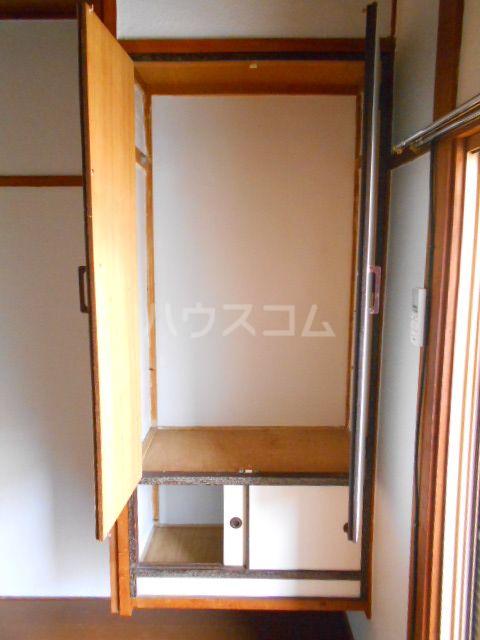 南福岡第2太陽コーポ 203号室の収納