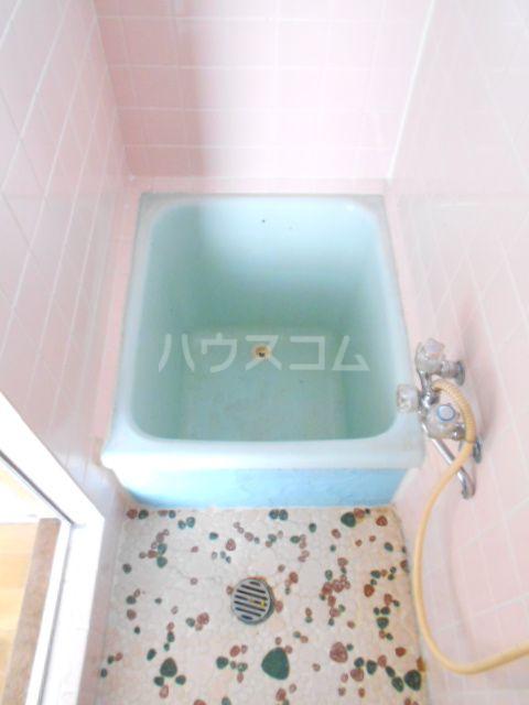 南福岡第2太陽コーポ 203号室の風呂