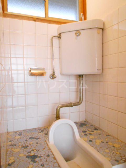 南福岡第2太陽コーポ 203号室のトイレ
