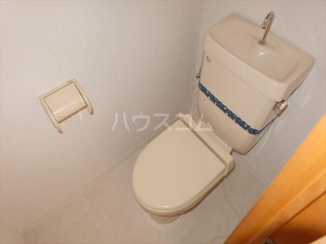スターハイツⅢ 103号室のトイレ