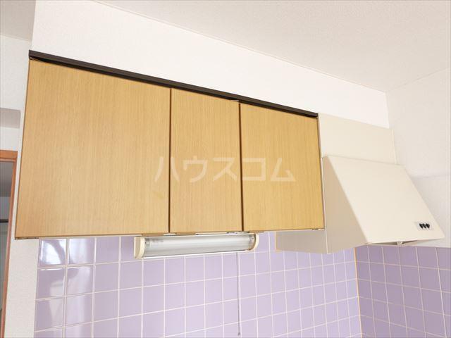 スターハイツⅢ 103号室のキッチン