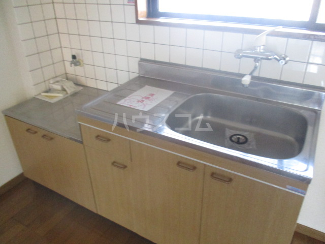 コーポ高幸 104号室のキッチン