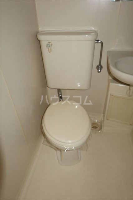 エトワール宇都宮第3 307号室のトイレ