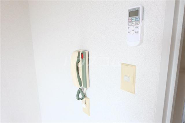 エトワール宇都宮第3 404号室のセキュリティ
