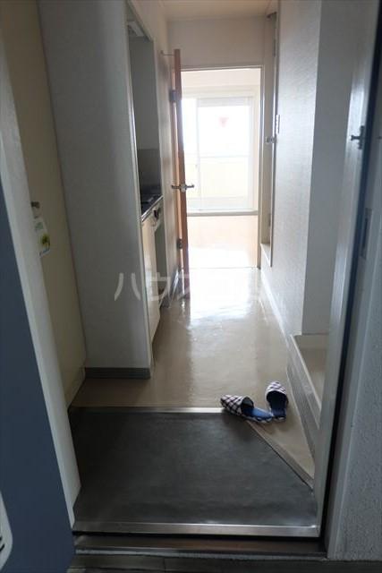 エトワール宇都宮第3 404号室の玄関