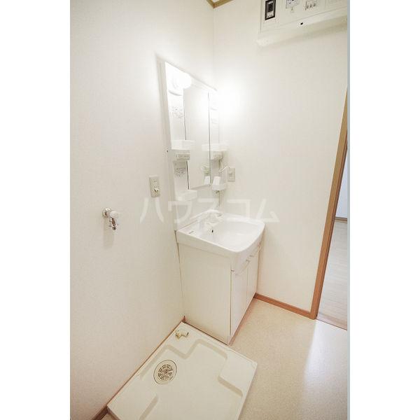 メゾンドール・エル 101号室の洗面所
