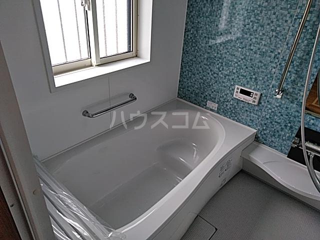 下岡本戸建第9期の風呂