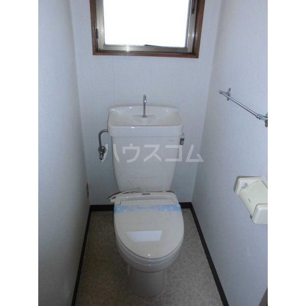 メゾンブランジェ 202号室のトイレ