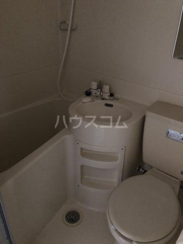 ひばりが丘ハウス 207号室の風呂