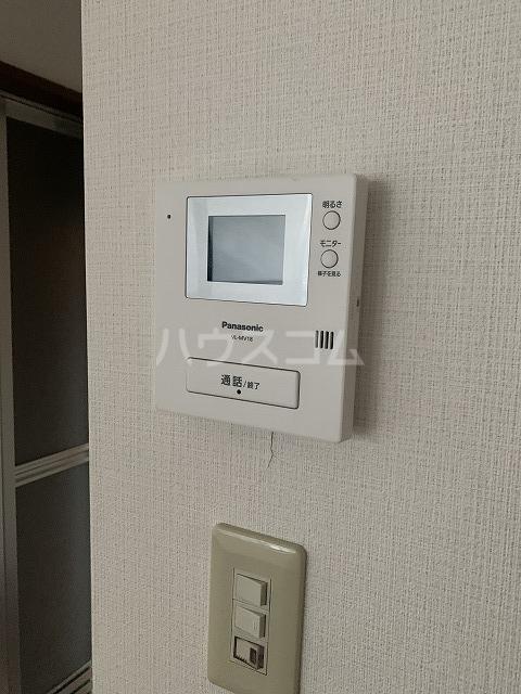 アルエットコリーヌ 101号室のセキュリティ