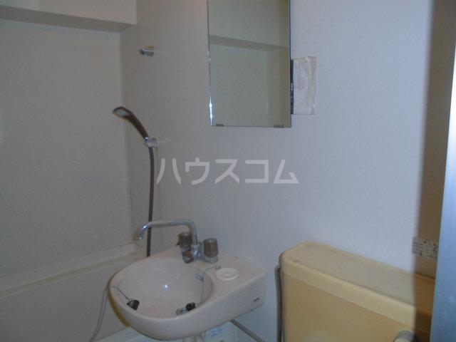 清瀬貴志ビル 406号室の洗面所