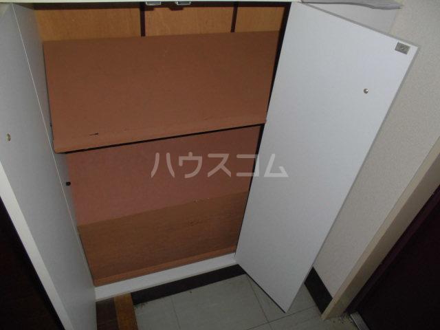 清瀬貴志ビル 406号室の収納