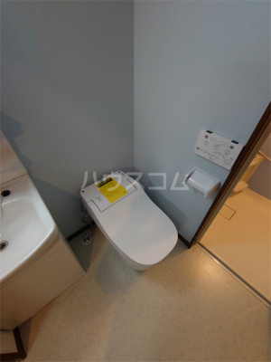 コーポ紗菜 102号室のトイレ