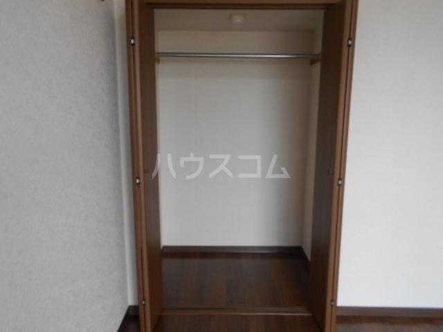 ベルサージュ21 303号室の収納