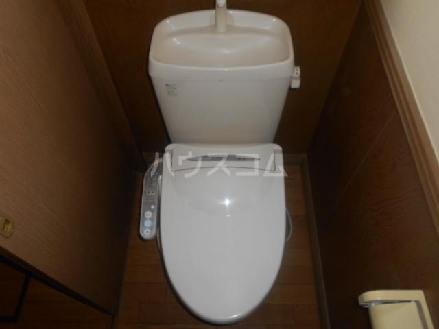 エールハウス 101号室のトイレ