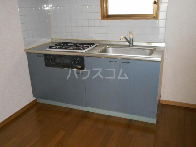 エール1 105号室のキッチン