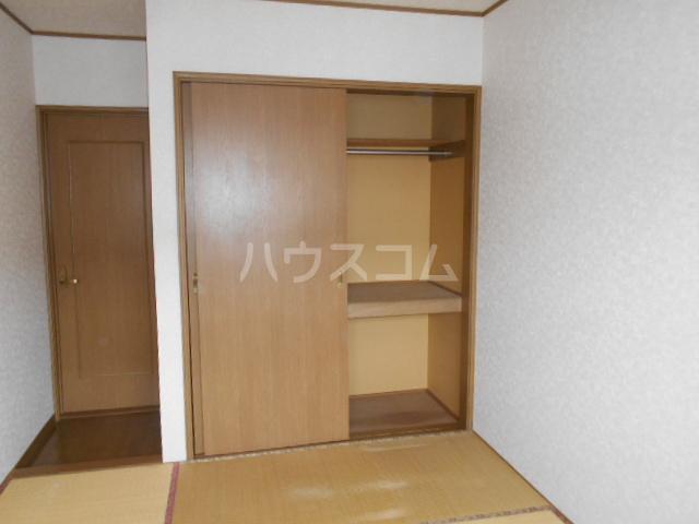 エール1 105号室の収納