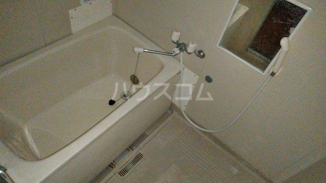 野村ハイツD 202号室の風呂