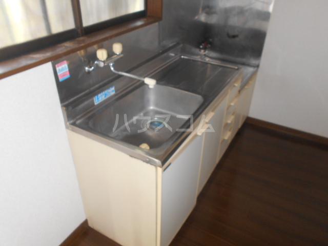 下城ハイツC 103号室のキッチン