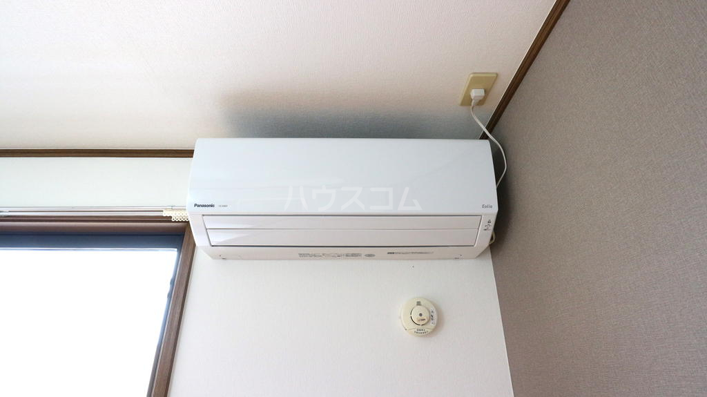 OKハイツ茂呂 19号室の設備
