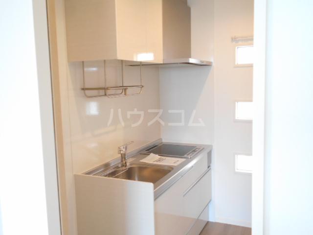 カルムコート 102号室のキッチン